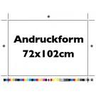 Andruck Format 72x102cm 4c