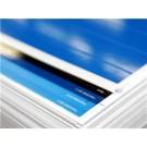 zweiseitig glänzend Format: 70 x 100 cm