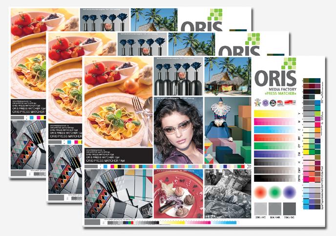 Format A4, 10,- € inkl. Fogra Medienkeil ISO - coated v2.eci